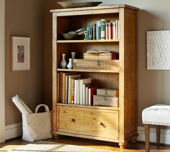 Cortona Bookcase Pottery Barn Country Home Pinterest - Pottery Barn Bookcases Roselawnlutheran
