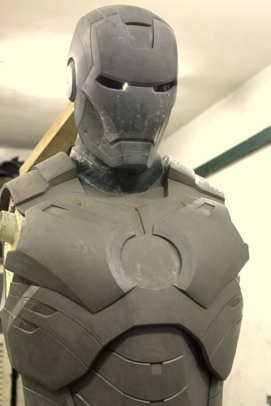 Some Recent Works On Iron Man 2 Replica Mark Iv Vi Statue Armor W I P Page 62 Rpf Costume And Prop Make Iron Man Iron Man Helmet Iron Man Costume Diy