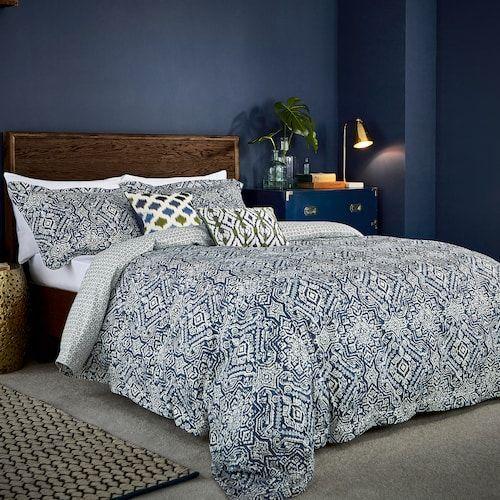 Harbor House 5 Piece Stella 300 Thread Count Duvet Cover Set Blue Bedroom Comforter Sets Bedroom Decor