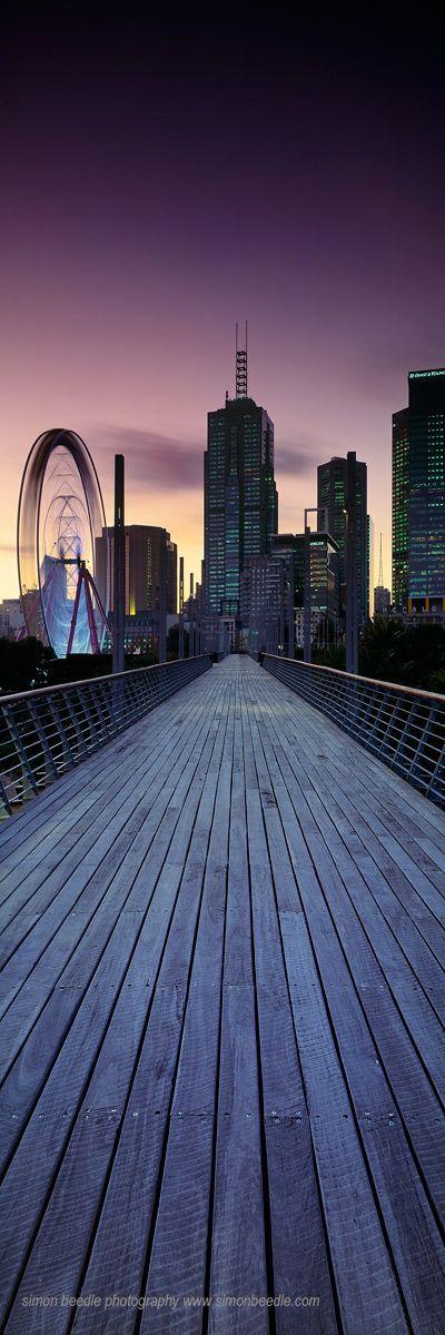 Melbourne, Victoria, Australia ~~ by Simon Beedle Photography