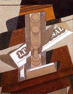 The Pipe - (Juan Gris)