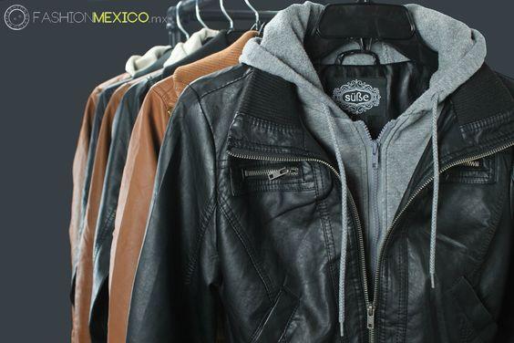 Chamarras Sübe  en http://www.fashionmexico.mx  #fashionmexico