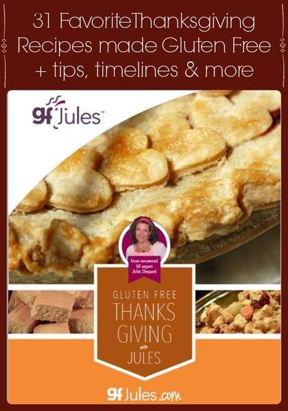 Gluten Free Thanksgiving Ebook Healthy Sweet Snacks Best Gluten