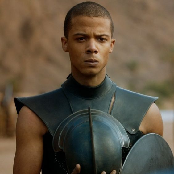 Grey Worm - this dude is badass