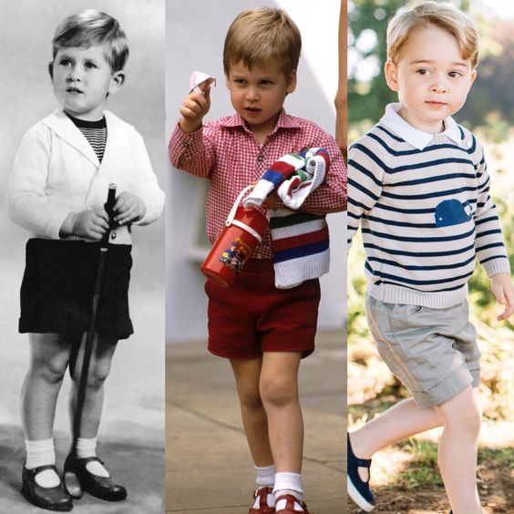 """TODAY on Twitter: """"3 generations of royals at 3: Prince Charles, Prince William and Prince George."""