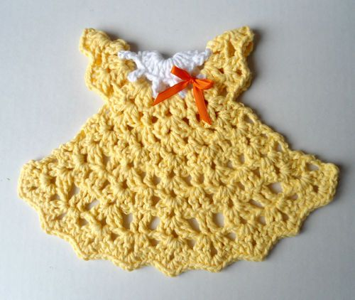 Free Crochet Patterns For Sugar And Cream Yarn : Free pattern for