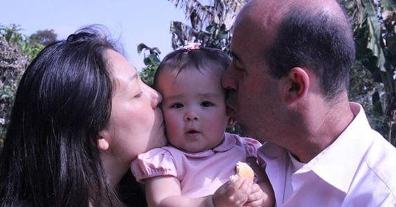 Seu bebê foi desenganado pelos médicos, mas com muita fé, eles presenciaram um milagre