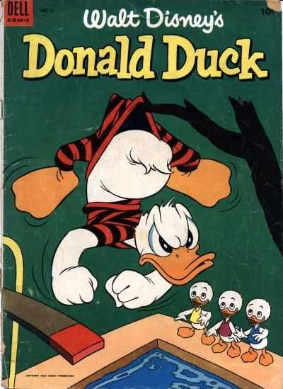 Donald Duck #31 (Issue)