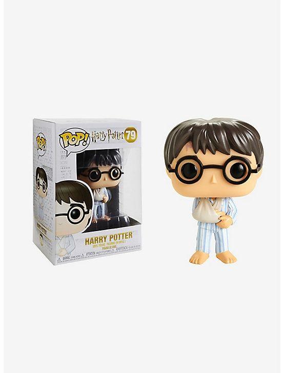 Pop Harry Potter Harry Potter in PJs Figure
