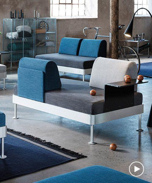 Tom Dixon Hacks Ikea Read All About It Sofa And Loveseat Set Ikea Sofa Luxury Furniture