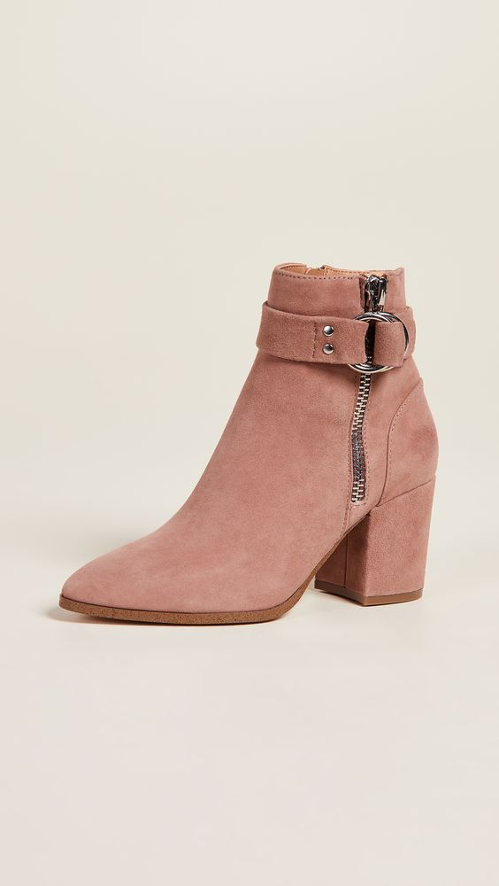Amazing Elegant Ankle Boots