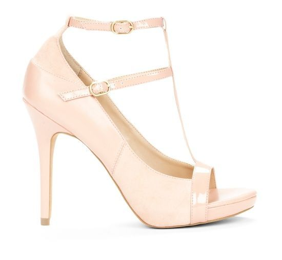 Pale pink strappy heels | Gorgeous Shoes | Pinterest | Fashion