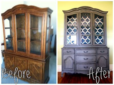 Furniture restoration Furniture and Hutch ideas on Pinterest