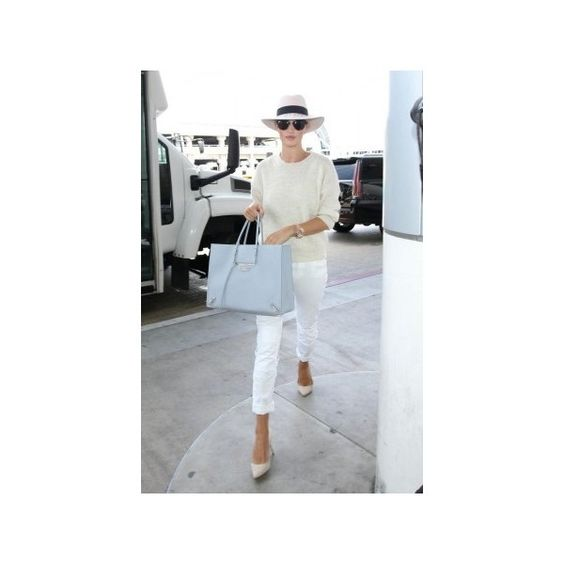 Rosie Huntington-Whiteley LAX June 28 2015 found on Polyvore featuring accessories and whiteley