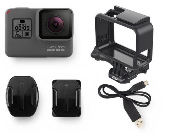 GoPro's HERO5