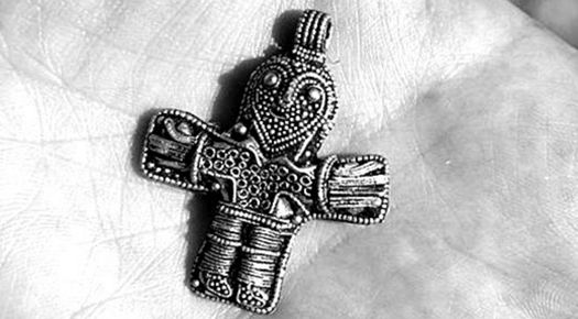 Denmark: Archaeological Discovery of Crucifix Could Change History
