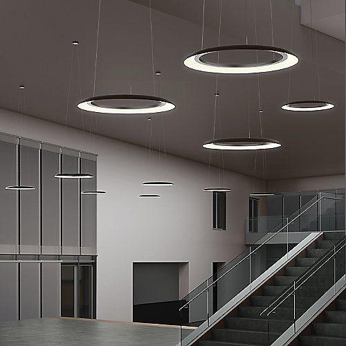Torus Led Pendant Ceiling Light Design Modern Lamps Living Room Lamps Living Room