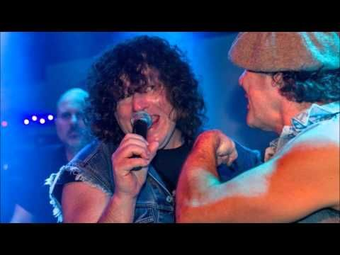 "AC/DC TRIBUTE ""HALFWAY TO HELL"" AT THE VSPOT - YouTube"