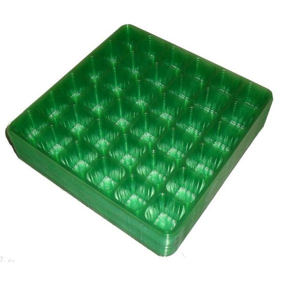 Sementeira 36 células - Kit com 10 unidades