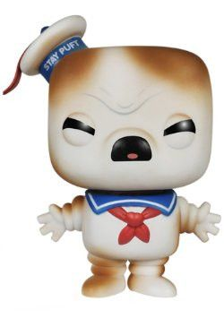 """Funko Pop Movies: Ghostbusters - Toasted Stay Puft Man 6"""" Vinyl Figure"""