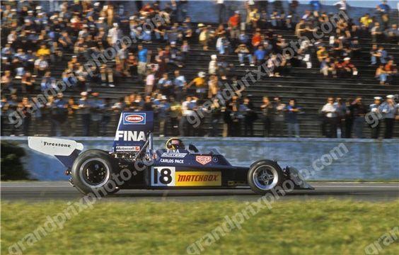 ... the 1974 Argentine Grand Prix in Buenos Aires. Photo: Grand Prix Photo