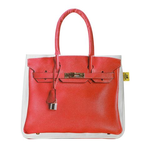 Birkin Shopping Bag