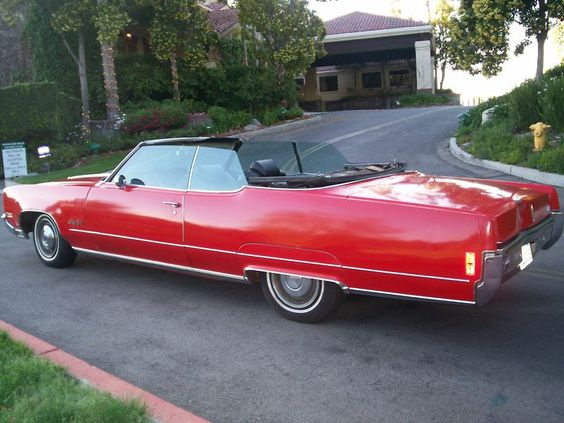 1970 Oldsmobile Ninety Eight Convertible