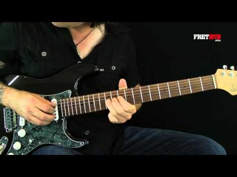 Guitar Lesson: Pink Floyd - Shine On You Crazy Diamond ...