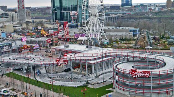 Niagara Falls Real Life Mario Kart Track Finally Opens Next Month Listed Niagara Falls Canada Niagara Falls Niagara Falls New York