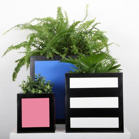Hicks Planter, Small, Pink