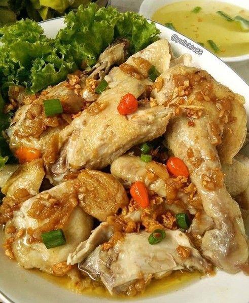 Ayam Rebus Resep Masakan Resep Masakan Sehat Masakan