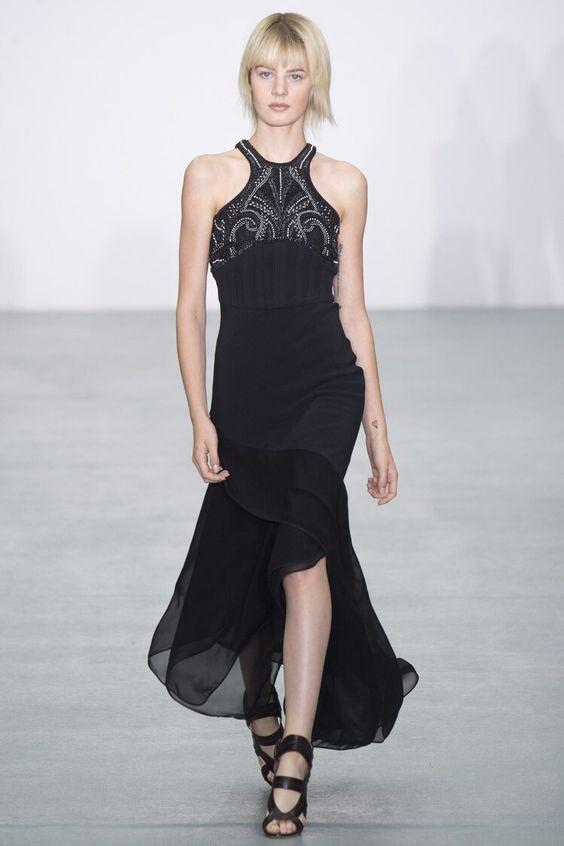 Antonio Berardi - Spring 2017 Ready-to-Wear