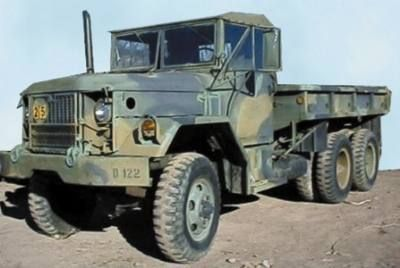 """M35A2 Cargo Truck, 2½ Ton """"Deuce and a half"""""""