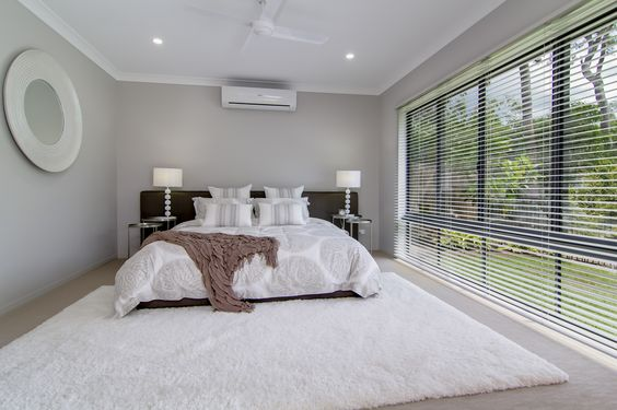 Do you want privacy and quiet to the main bedroom? This home has been designed with mum and dad in mind. The main bedroom is tucked away neatly at the rear of the second wing, with its own access to the pool and outdoor living areas. The ensuite is as large as most main bedrooms. Throw in a massive walk-in robe that you will find hard to fill and this home has the lot!