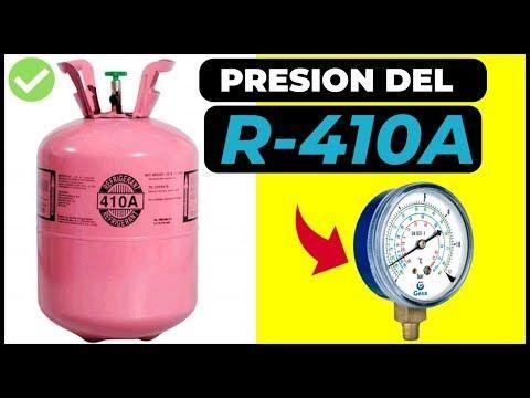 Refrigerante R410a Presiones De Trabajo Lo Que Debes Saber Youtube Refrigeracion Y Aire Acondicionado Aire Acondicionado Split Acondicionado