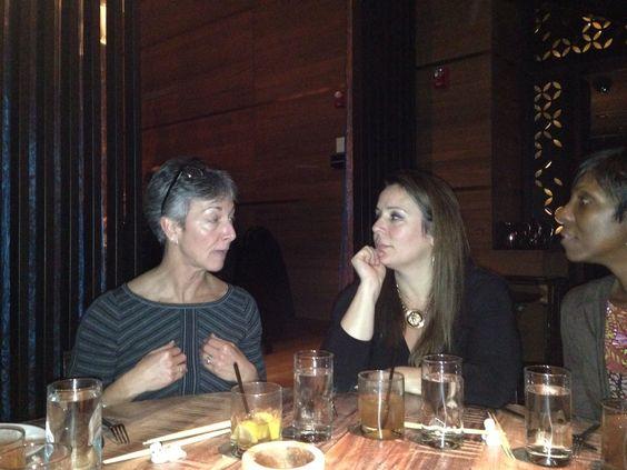 Tina and Anita!