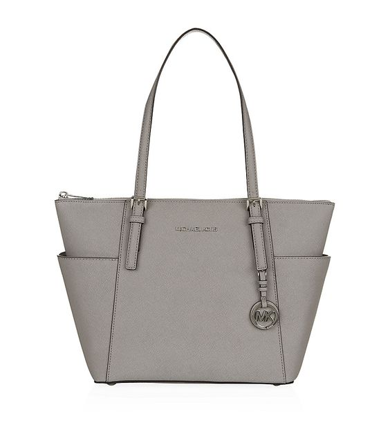 Top-Zip Jet Set Tote