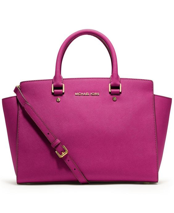 Michael Michael Kors Selma Large East West Satchel