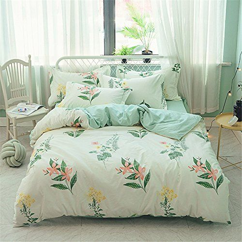 Xiyunhan Plant And Flower Cotton Quilt Quilt Set Of Four Full