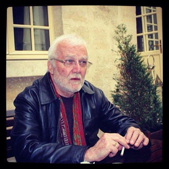 Mars 2012, Paris, Russell Banks