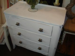 shabby chic chest of drawers Esh Winning Picture 3