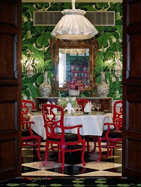 Chinese Dining Room Design Chinese Dining Design Chinesisches