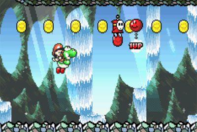 Yoshi's Island : Super Mario Advance 3 - GBA