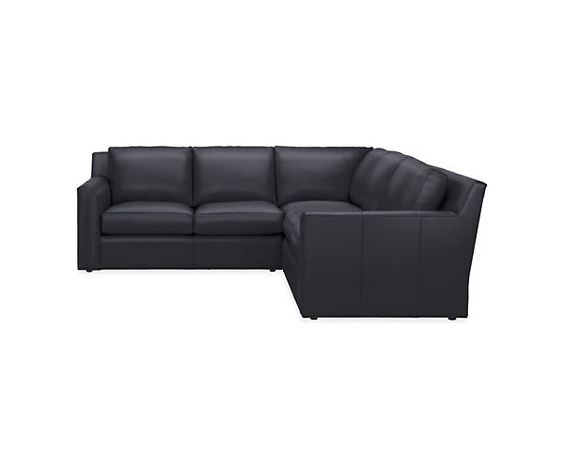 Family Room: Malone Custom Sectionals - Sectionals - Custom - Room & Board