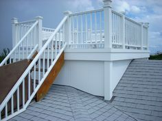 picture of house with deck on roof - Google Search