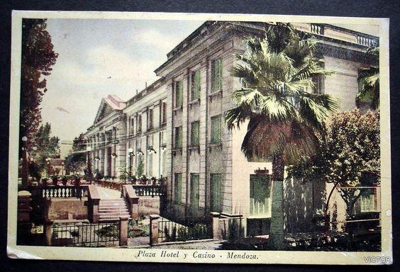 postales antiguas mendoza argentina - Buscar con Google
