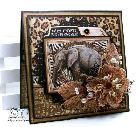 African_Adventure_Greeting_Card_Polly's_Paper_Studio_G45_Ginny_Nemchak_Safari_Adventure_01