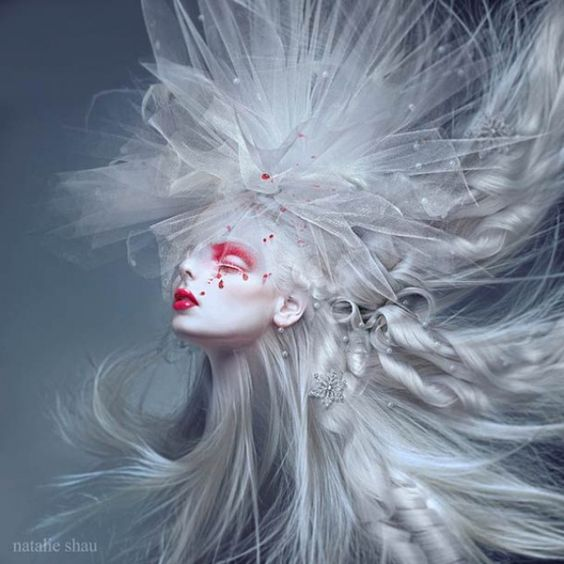 Beautiful Piece by Natalie Shau.