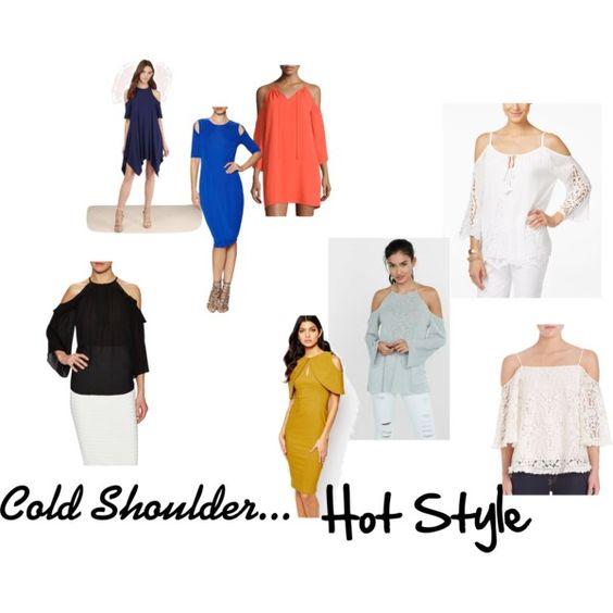 Cold Shoulder Tops, Cold Shoulder Dresses