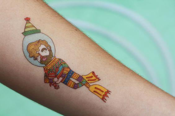 Le Petit Pirate Tatuagens Temporárias | Temporary Tattoos www.lepetitpirate.com